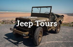 jeep tour button